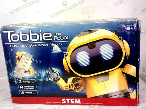 Lot 2842 TOBBIE THE ROBOT