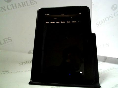 Lot 4841 AMAZON KINDLE FIRE HD TABLET