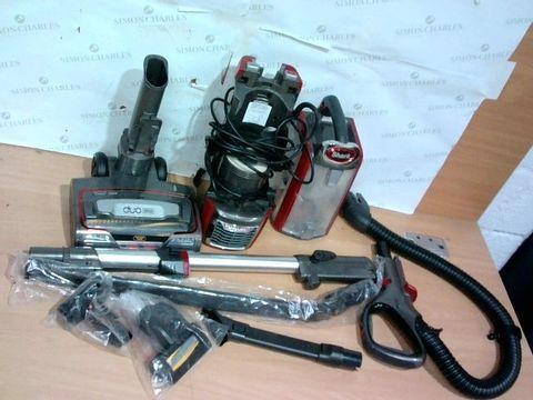 Lot 4046 SHARK NV801UKCO DUO CLEAN LIFTAWAY UPRIGHT VACUUM CLEANER