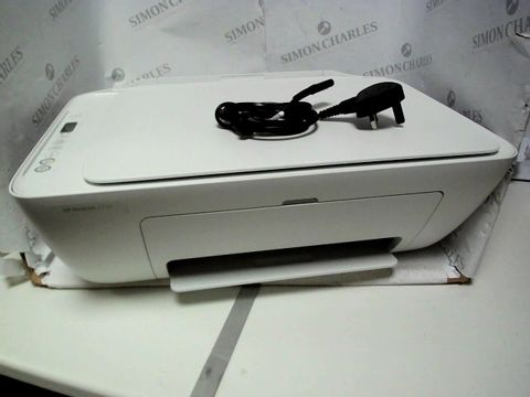 Lot 8033 HP DESKJET 2710 ALL IN ONE PRINTER