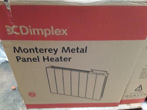 Lot 10570 BOXED DIMPLEX MONTEREY METAL PANEL HEATER MFP050