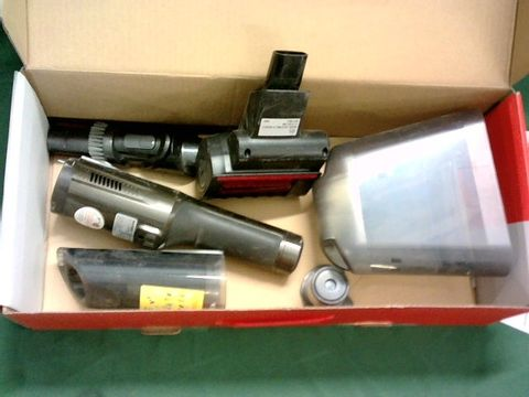 Lot 4075 HOOVER H-HANDY 700 CORDLESS PETS VACUUM CLEANER PARTS