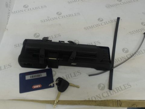 Lot 1414 ABUS SECURITY TECH- BORDO GRANIT XPLUS EXTRA LARGE 110 CM