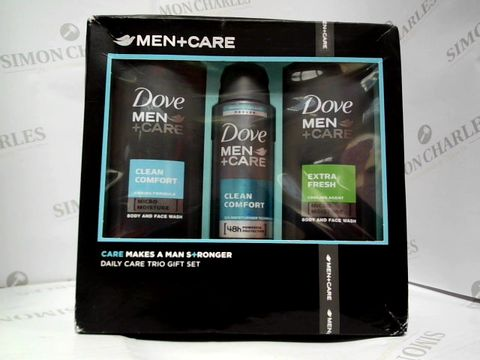Lot 8107 DOVE - MEN+CARE TRIO GIFT SET