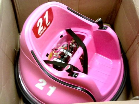 Lot 5465 BATTERY OPERATED WALTZER 12V - PINK  RRP £215.00