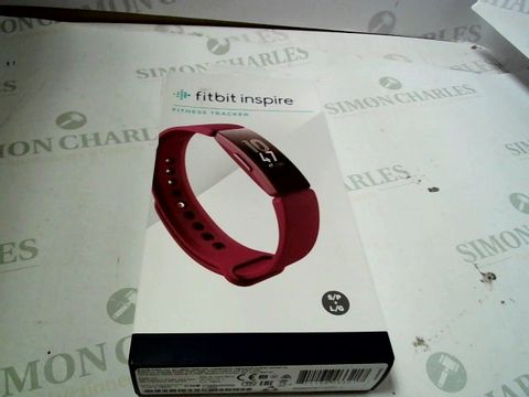 Lot 8202 FITBIT INSPIRE FITNESS TRACKER