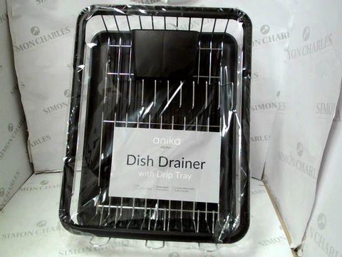 Lot 112 AKIKA DISH DRAINER WITH DRIP TRAY
