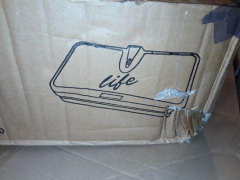 Lot 8253 BOXED VIBRAPOWER SLIM 2 PLUS - PURPLE