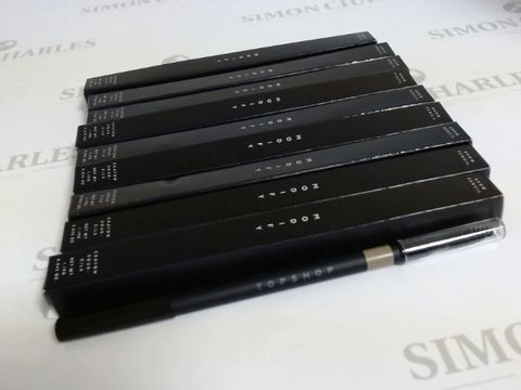 Lot 9301 LOT OF APPROXIMATELY 10 BRAND NEW TOPSHOP MODIFY BROW PENCIL