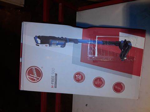 Lot 3148 HOOVER H-FREE 500 PET CORDLESS VACUUM CLEANER