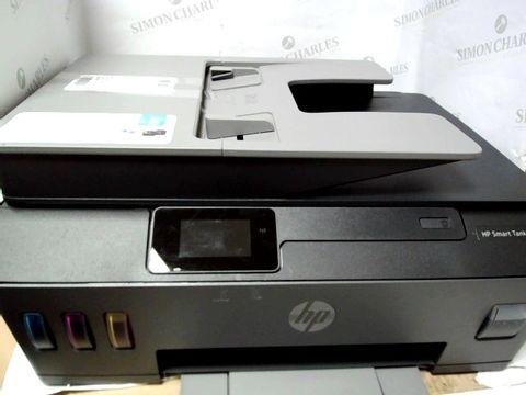 Lot 858 HP SMART TANK PLUS 570 WIRELESS ALL-IN-ONE PRINTER