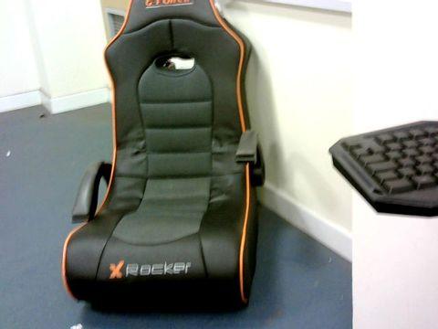 Lot 2847 g-force rocker gaming chair
