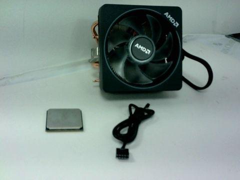 Lot 4199 BOXED AMD RYZEN 7 3RD GEN PROCESSOR PCLE 4.0 READY 3200 X