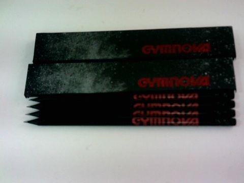 Lot 8030 BOXED GYMNOVA 4PACK PENCILS x2