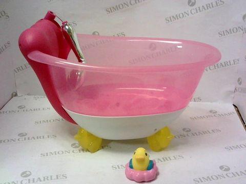 Lot 1700 BABY BORN INTERACTIVE BATHTUB WITH FOAM RRP £63.00