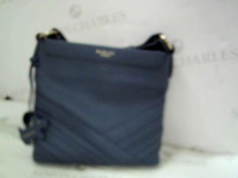 Lot 8304 DESIGNER RADLEY LILAC  SHOULDER BAG