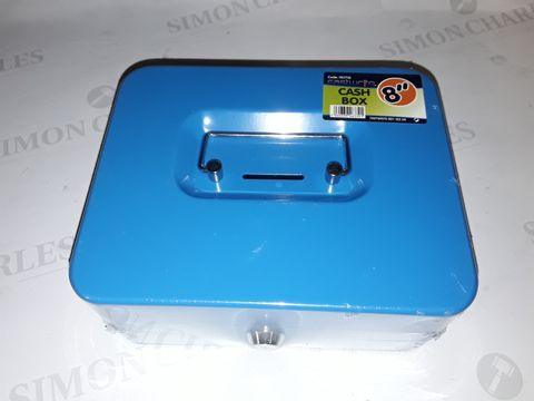 "Lot 8335 SEALED 8"" CASH BOX"
