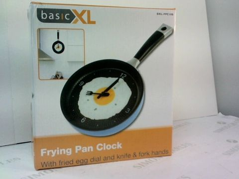Lot 5624 FRYING PAN CLOCK