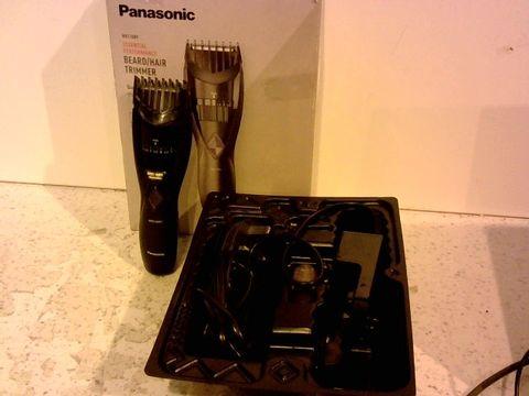 Lot 1243 PANASONIC WET/DRY ESSENTIAL PERFORMANCE BEARD/HAIR TRIMMER