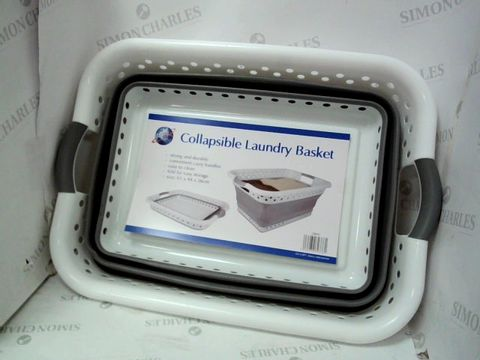 Lot 10032 COLLAPSIBLE LAUNDRY BASKET