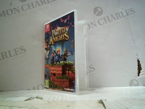 Lot 42 PORTAL KNIGHTS NINTENDO SWITCH GAME