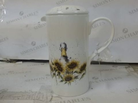 Lot 534 PORTMEIRION HOME & GIFTS WRENDALE CAFETIERE