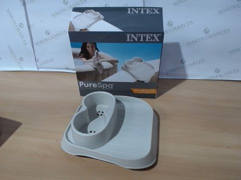 Lot 1126 INTEX PURE SPA CUP HOLDER  RRP £24.00