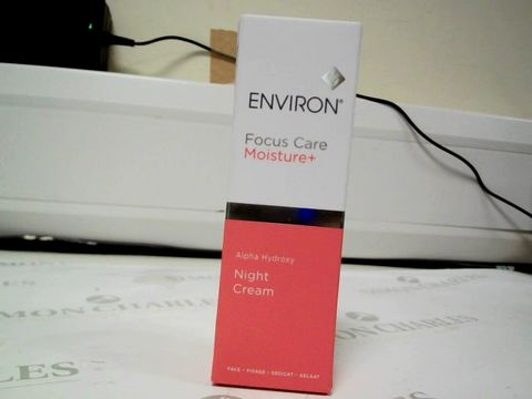 Lot 8187 ENVIRON - NIGHT CREAM