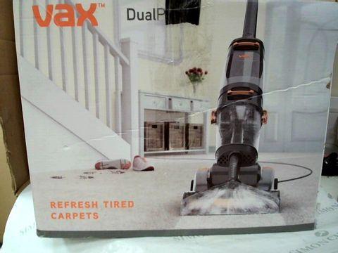 Lot 9208 VAX DUAL POWER CARPET CLEANER, 2.7 LITRE