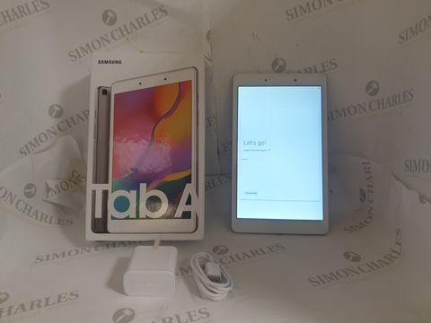 Lot 10 BOXED SAMSUNG GALAXY TAB A7 32GB ANDORID TABLET - SILVER