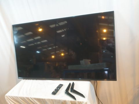 Lot 687 LG 55UN70006LA 55 INCH 4K SMART TELEVISION