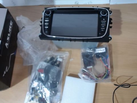 Lot 1657 ASURE FORD MONDEO INTELLIGENT CAR ENTERTAINMENT SYSTEM