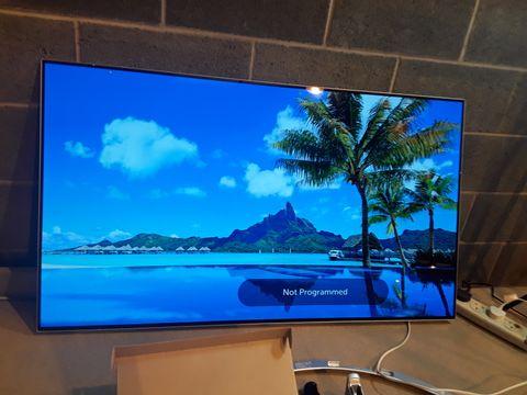 Lot 122 LG OLED55B7V OLED HDR 4K ULTRA HD SMART TV, 55