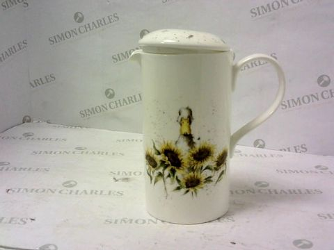 Lot 9402 PORTMEIRION HOME & GIFTS WRENDALE CAFETIERE