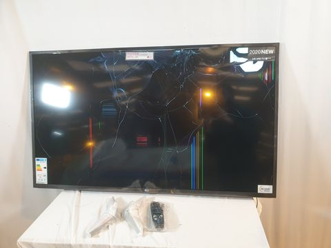 Lot 763 LG THINQ 50UN73 50 INCH 4K UHD SMART TELEVISION