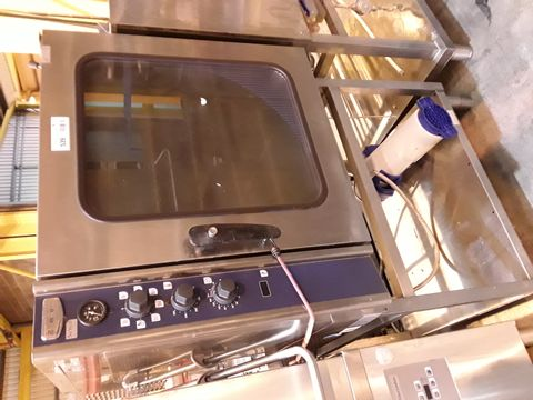 Lot 539 ELECTROLUX 10 TRAY STEAM OVEN WITH WATER FILTER