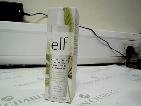 Lot 8190 ELF FACIAL OIL