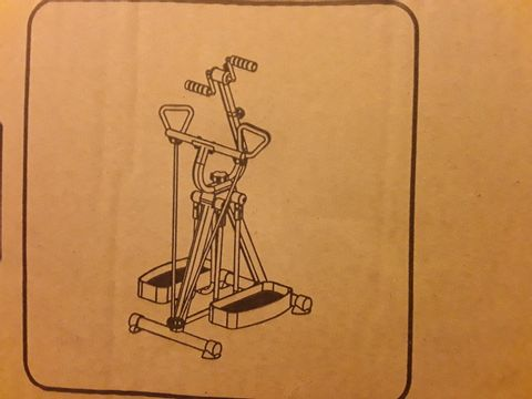 Lot 3400 MINI MULTI GYM FULL BODY MOBILITY WORKOUT TRAINER