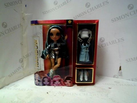 Lot 106 RAINBOW HIGH SKYLER BRADSHAW SERIES 1 DOLL