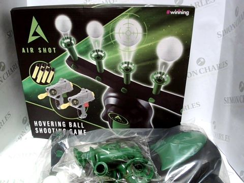 Lot 37 AIR SHOT HOVERING BALL SHOOTING GAME   8+