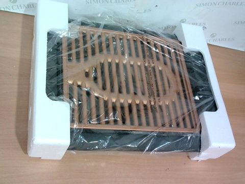 Lot 4112 GOTHAM STEEL COPPER NON-STICK ELECTRIC INDOOR GRILL