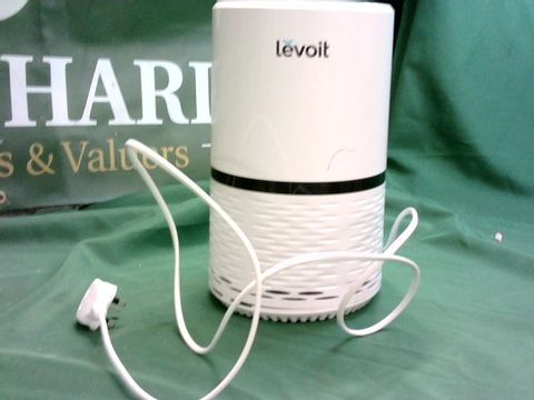 Lot 5087 LEVOIT LV-H132 COMPACT HEPA AIR PURIFIER