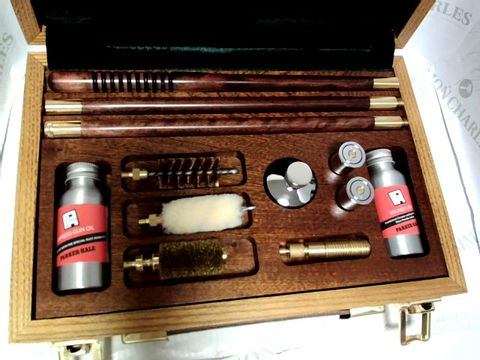 Lot 1016 PARKER HALE PS2 GUN CLEANING KIT