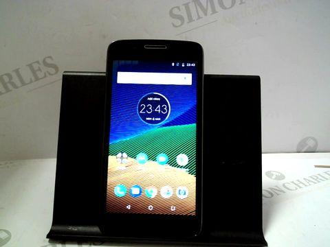 Lot 1107 MOTOROLA MOTO G5 16GB ANDROID SMARTPHONE