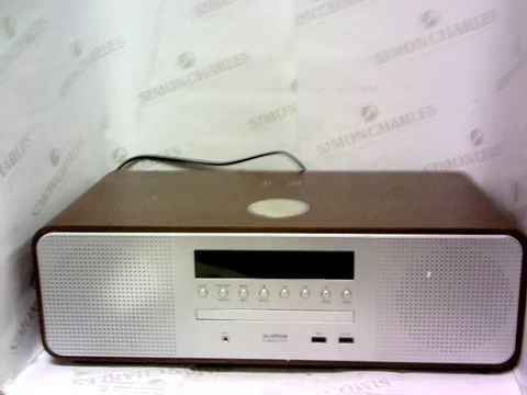Lot 1014 AUDIBLE FIDELITY COMPACT WI-FI STEREO SYSTEM