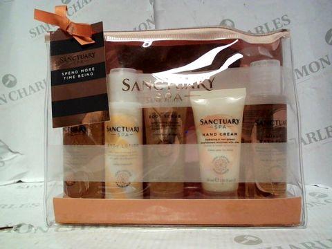 Lot 5286 SANCTUARY SPA BATH SET