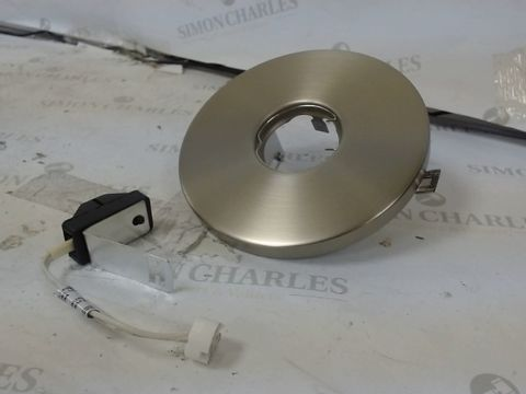 Lot 589 LOT OF APPROXIMATELY 10 BELL LIGHTING LOW VOLTAGE 50MM CONVERTER DOWNLIGHTS