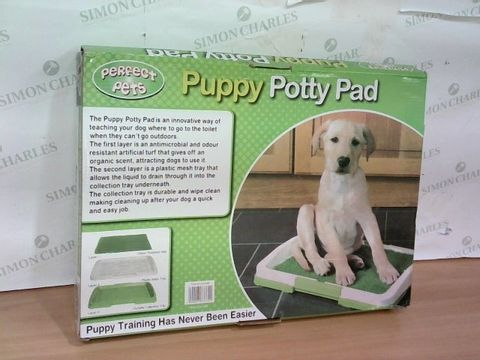 Lot 2316 PERFECT PETS PUPPY POTTY BED