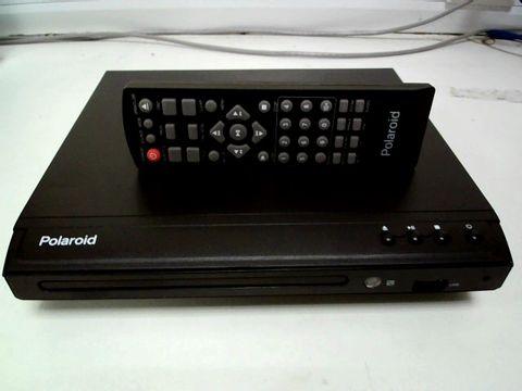 Lot 81 POLAROID HDMI DVD PLAYER