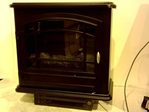 Lot 15375 POWERHEAT INFRARED STOVE AND REMOTE CONTROL